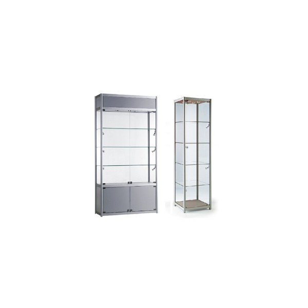 glass display cabinet for dolls