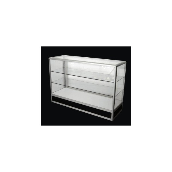glass display cabinet layou