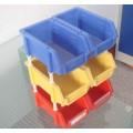 plastic storage bin systems
