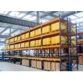warehouse rack collapse