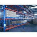 warehouse rack layout plan