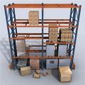 warehouse rack protectors