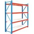 warehouse shelving system