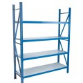 warehouse shelving design