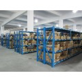 warehouse shelving metal frame