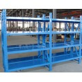 warehouse shelving systems used
