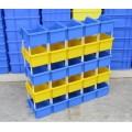 plastic storage bin labels