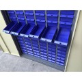 spare parts cabinets with security access