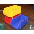 plastic storage bin on wheels