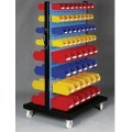 storage bin trolley cart