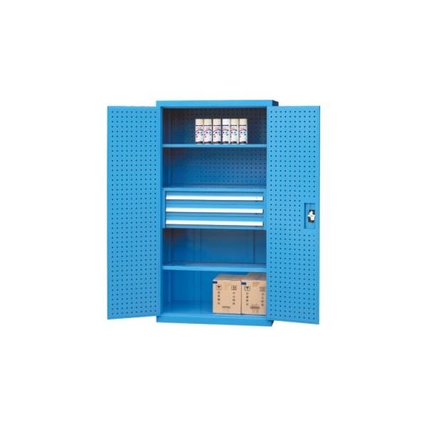 workshop steel cupboard