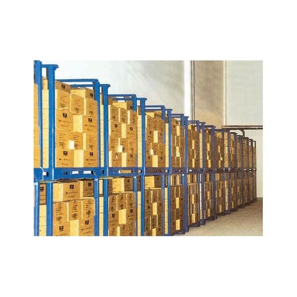 warehouse stacking shelf