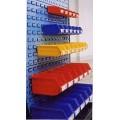 wall mounted  bins parts box