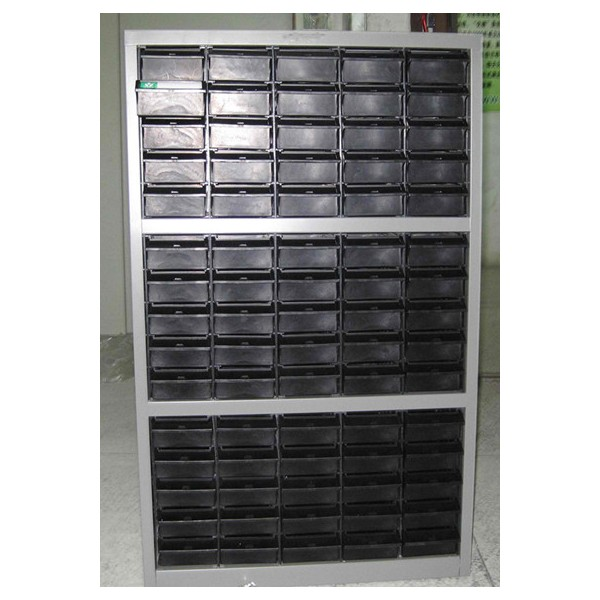 small parts storage cabinet