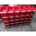 plastic parts organizer