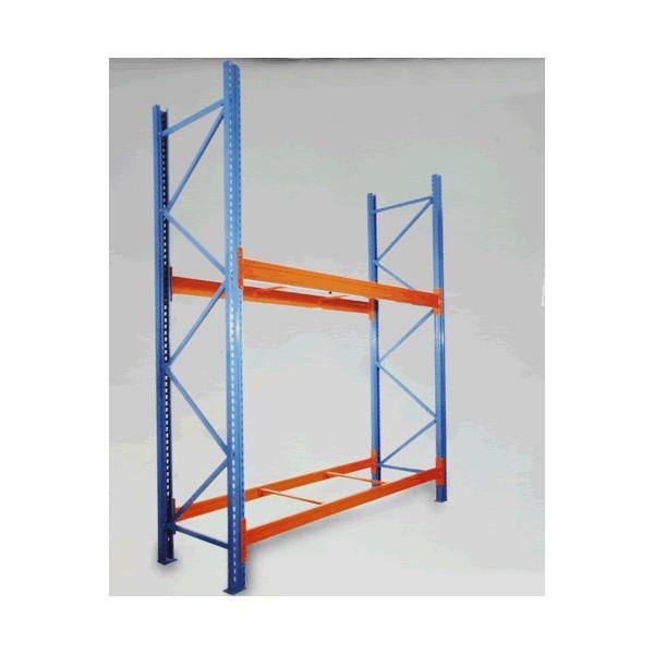pallet rack and long span pallet shelves