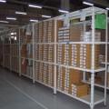 angle iron storage shelves
