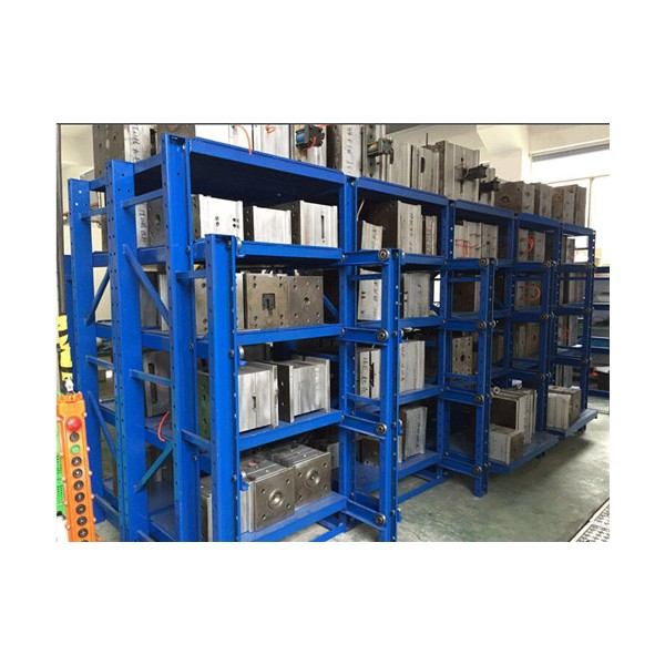 Mold Rack System for mold organize