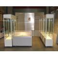 jewelry vitrine showcase