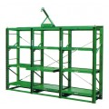 Heavy Duty Steel mold storage rack