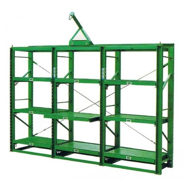 Heavy Duty Steel mold storage rack