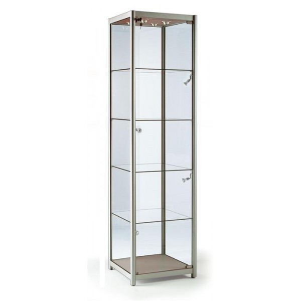 glass display show case