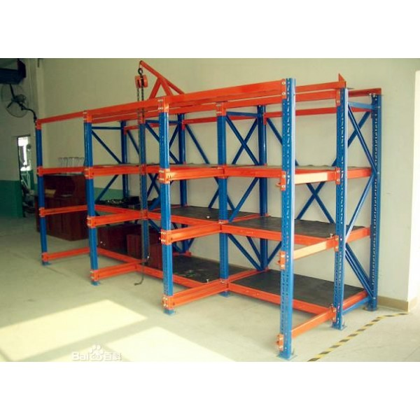 mold storage racking