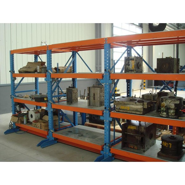 industrial mold rack system