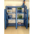 mold rack storage