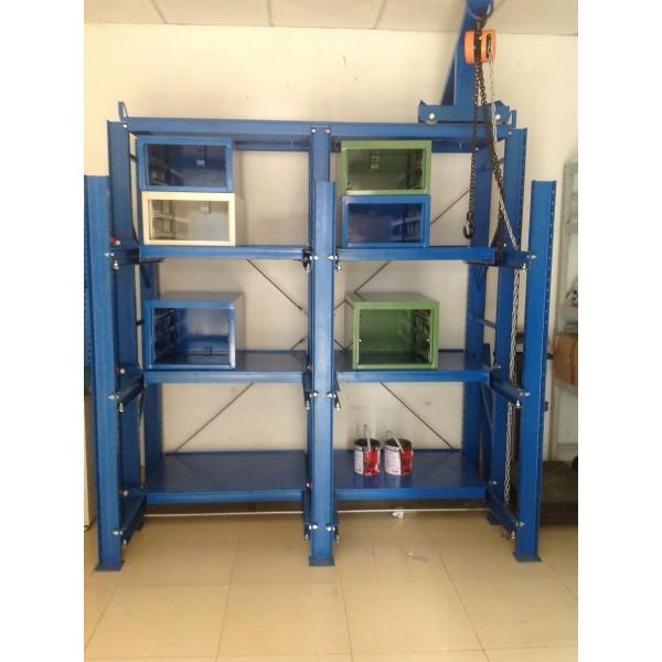 mold rack storage