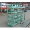 mold racks floor model
