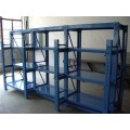 mold storage racking system