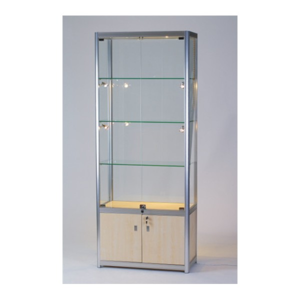 display showcase furniture