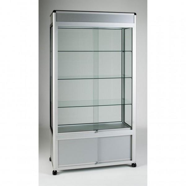 display cabinet glass door locks