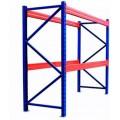 warehouse storage rack leg protectors