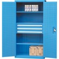 workshop steel cupboard