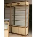 glass cigarette display Showcase cabinet