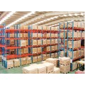 warehouse long span pallet racking
