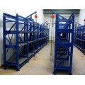 drawer type mould rack