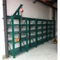 steel moulding rack